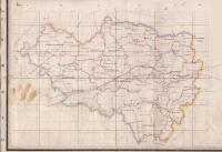 План Владимирской губернии до 1882 г.